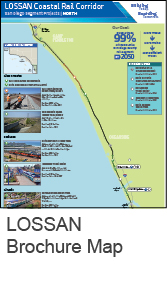 LOSSAN Brochure Map