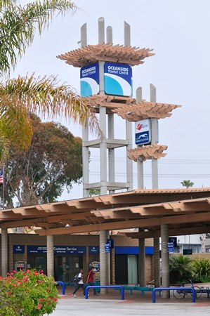 Oceanside Transit Center