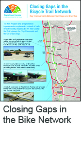 Bike and Ped Closing Gaps