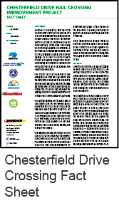 chesterfield fact sheet
